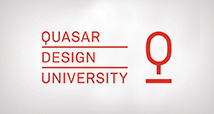 Logo QUASAR DESIGN UNIVERSITY